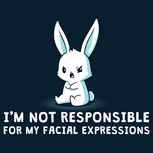 TeeTurtle: I'm Not Responsible For My Facial Expressions