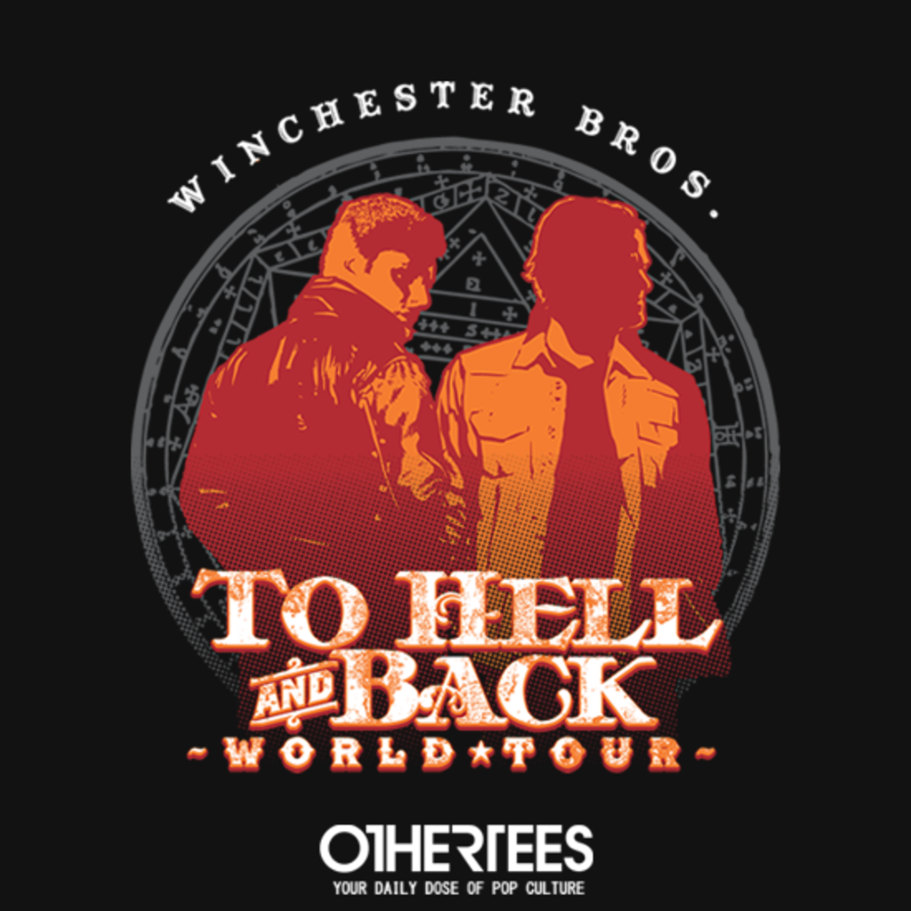 OtherTees: To Hell and Back World Tour