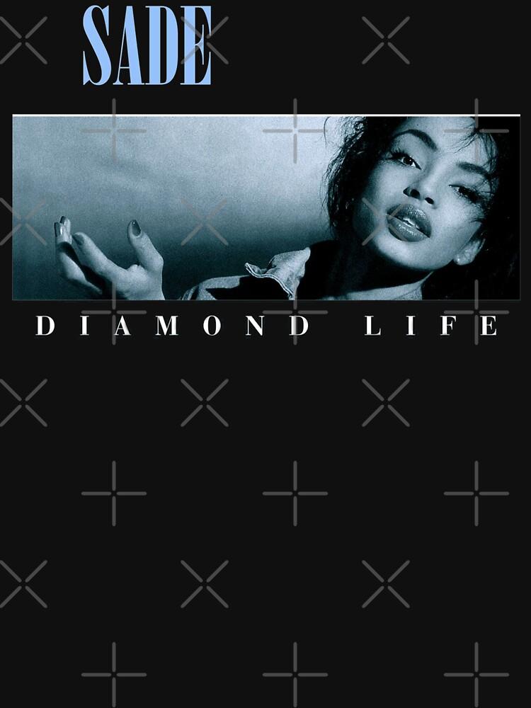 RedBubble: Sade Diamond Life - Transparent