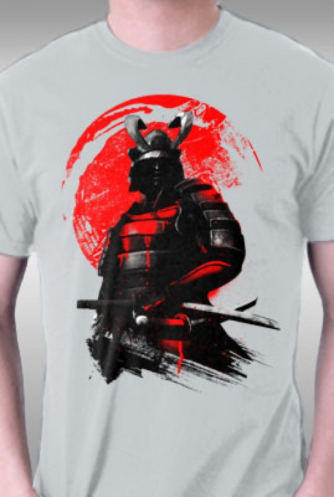 TeeFury: Samurai Warrior