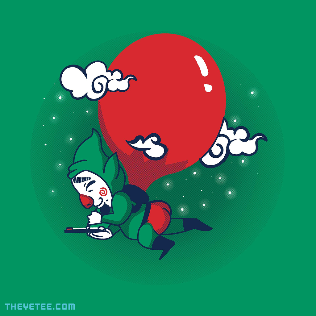 The Yetee: Fairy Man