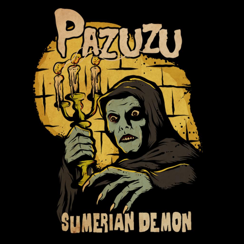NeatoShop: Sumerian Demon