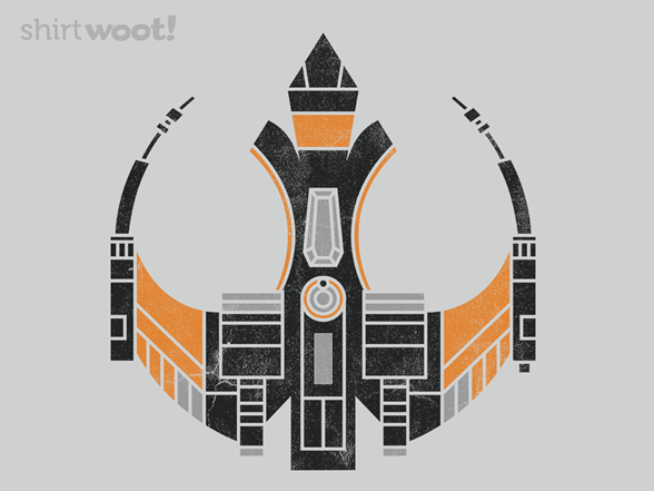 Woot!: Resistance Ship - $8.00 + $5 standard shipping