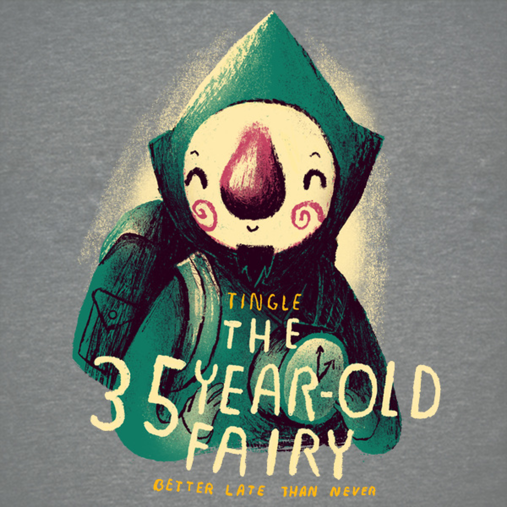 NeatoShop: the 35 year-old fairy