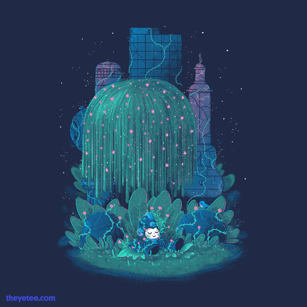 The Yetee: The World is Still at Peace