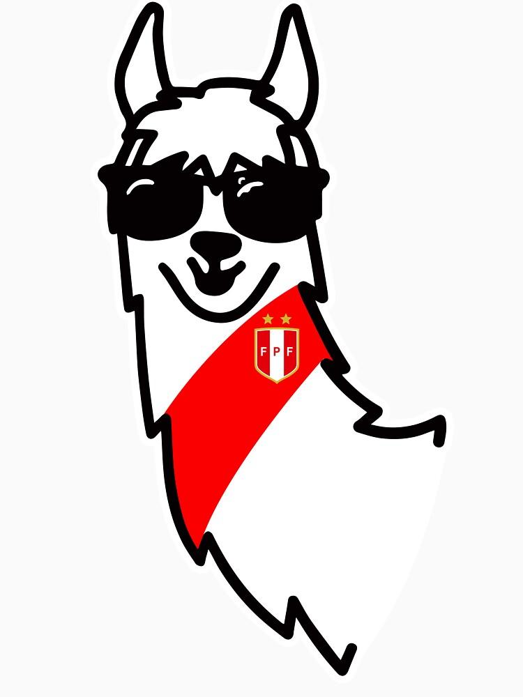 RedBubble: Peru Official Call 2019