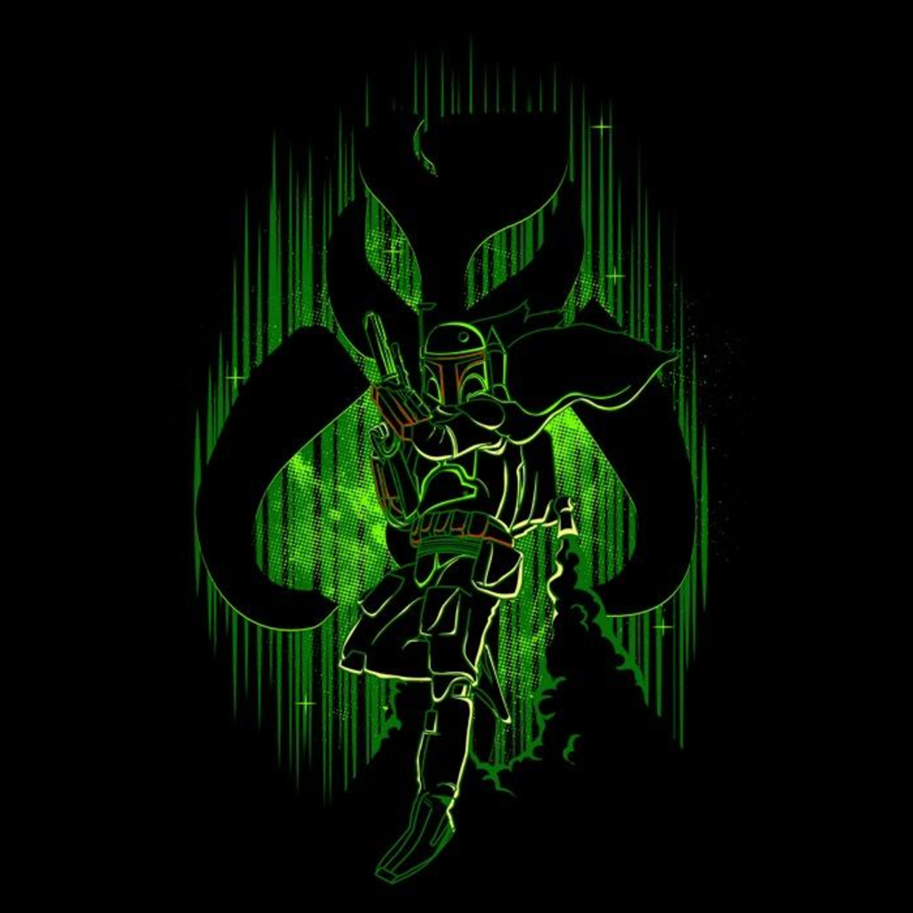 Once Upon a Tee: The Hunter's Shadow