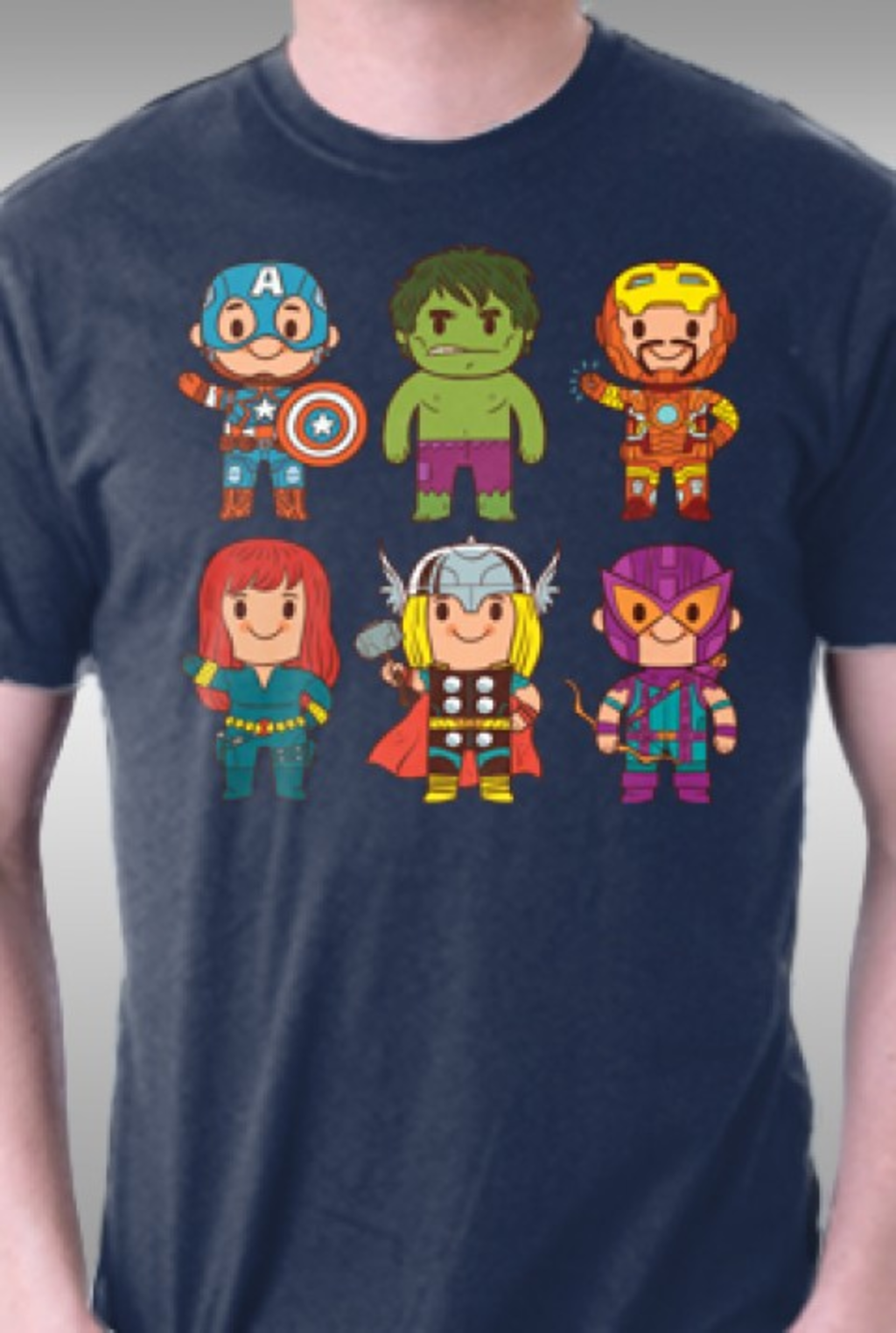 TeeFury: Little Avengers