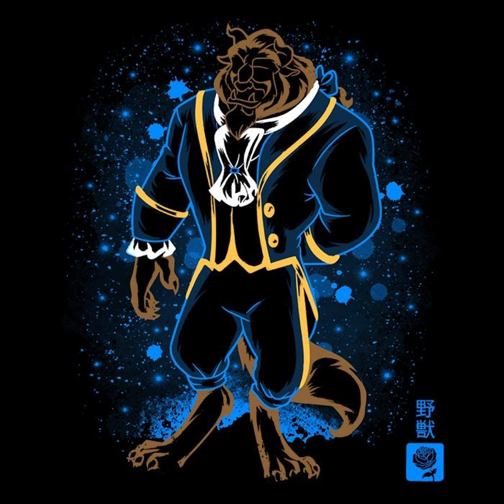 Once Upon a Tee: The Beast