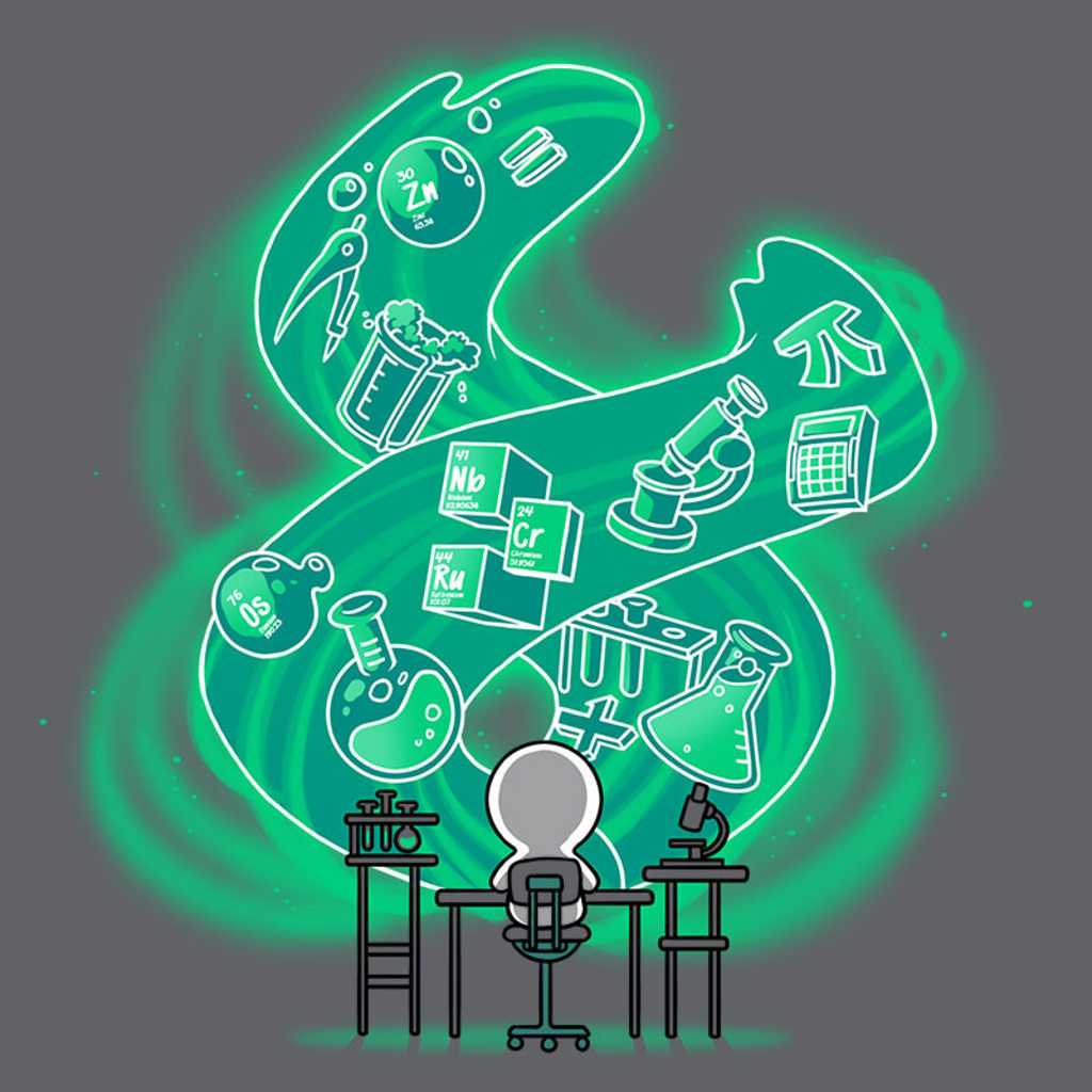 TeeTurtle: I'm a Science Nerd