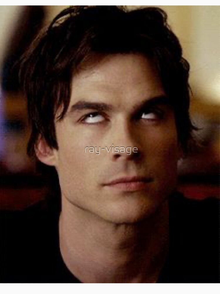 RedBubble: Young Ian somerhalder