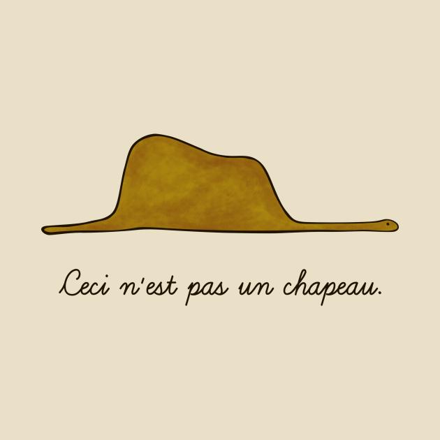 TeePublic: Un chapeau