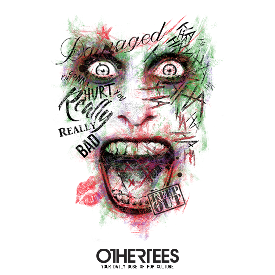 OtherTees: Damaged