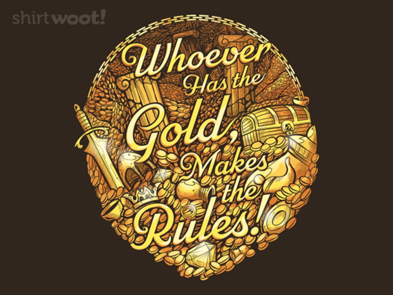 Woot!: A Golden Rule