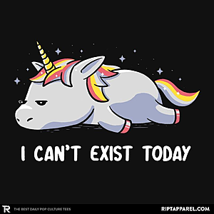 Ript: I Can't Exist Today