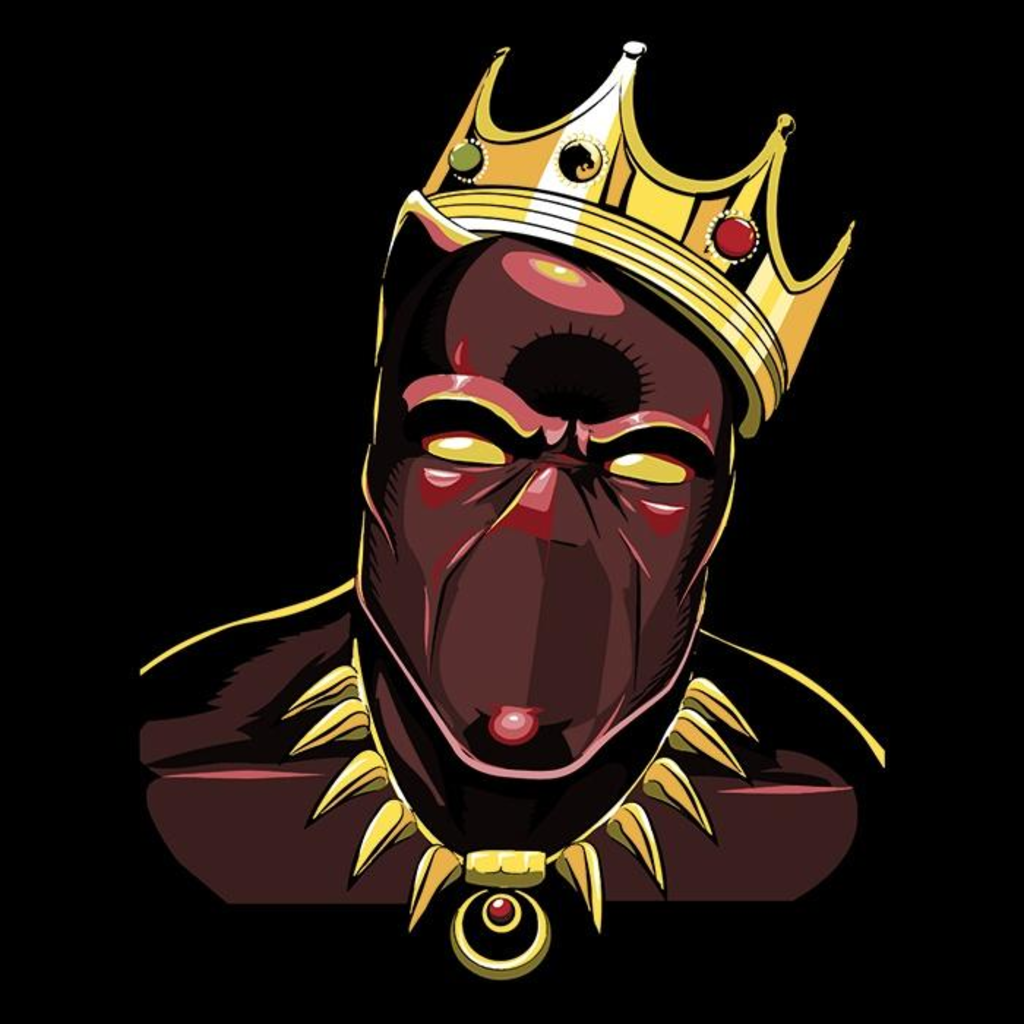 Once Upon a Tee: Notorious T'Challa