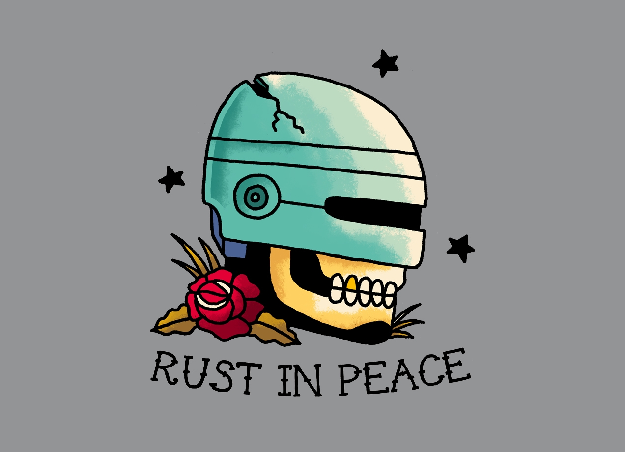Threadless: Rust In Peace