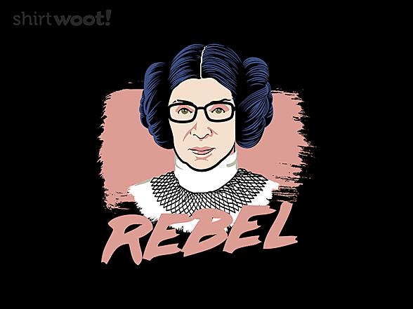Woot!: Rebel Vader Ginsburg