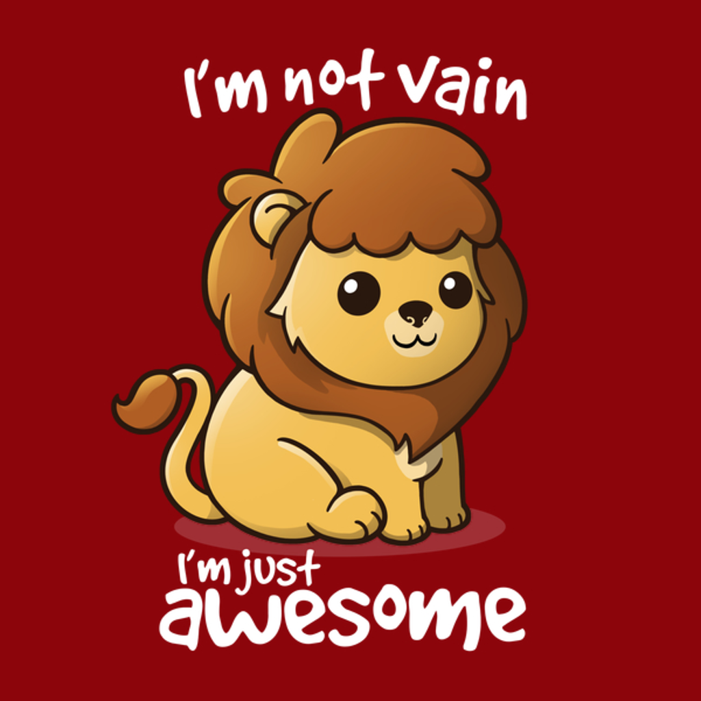 NeatoShop: Vain lion