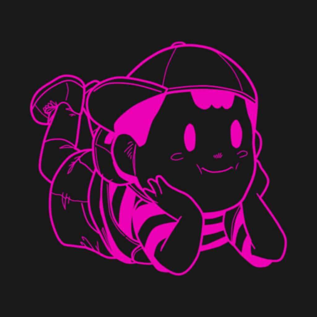 TeePublic: Thinkin Bout You (Pink)