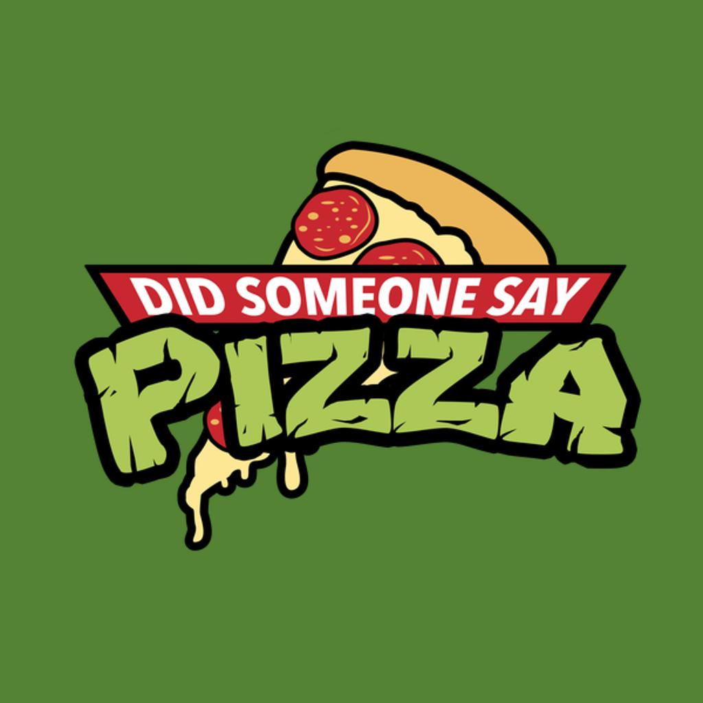 NeatoShop: Did Someone Say Pizza?