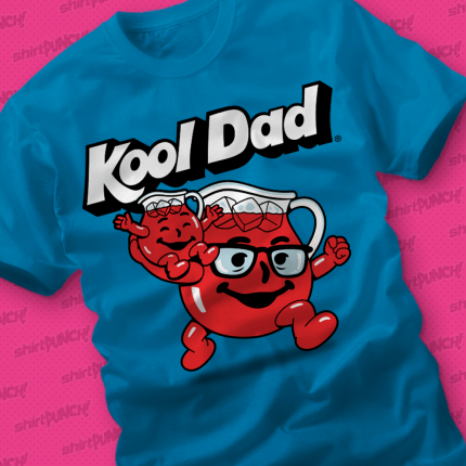 ShirtPunch: Kool Dad