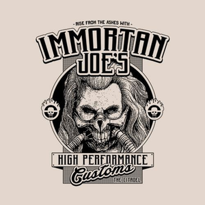 Five Finger Tees: Immortan Joe's Customs T-Shirt