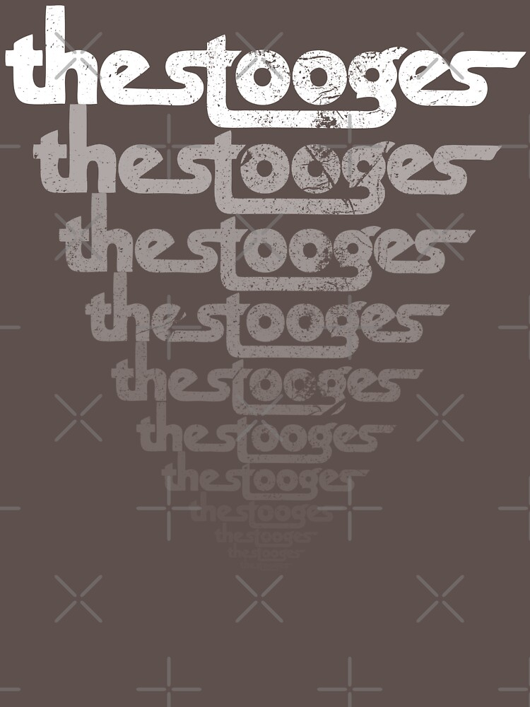 RedBubble: The Stooges (distressed design)