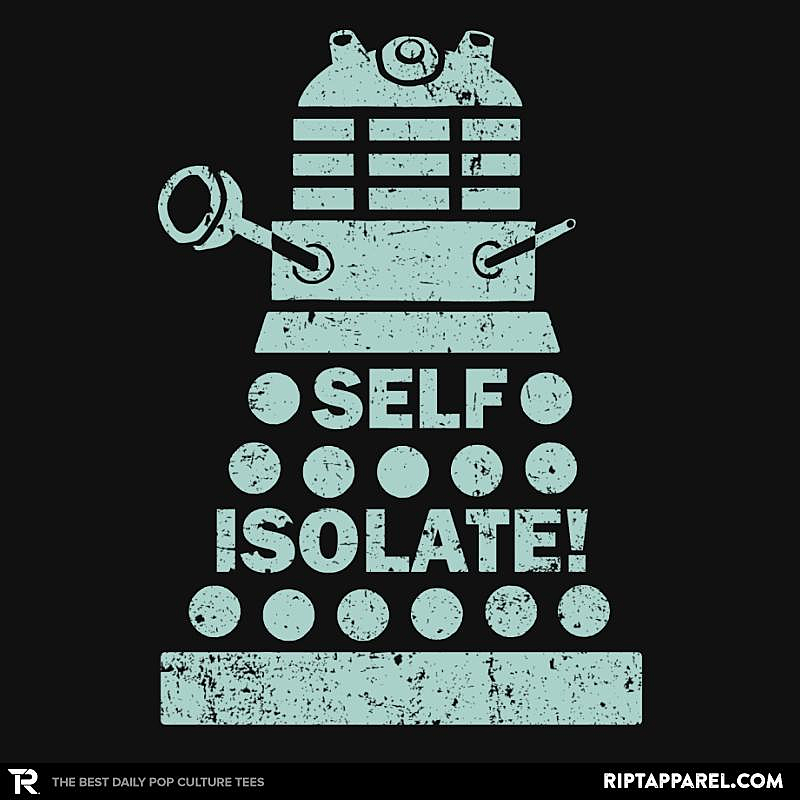 Ript: Self Isolate!