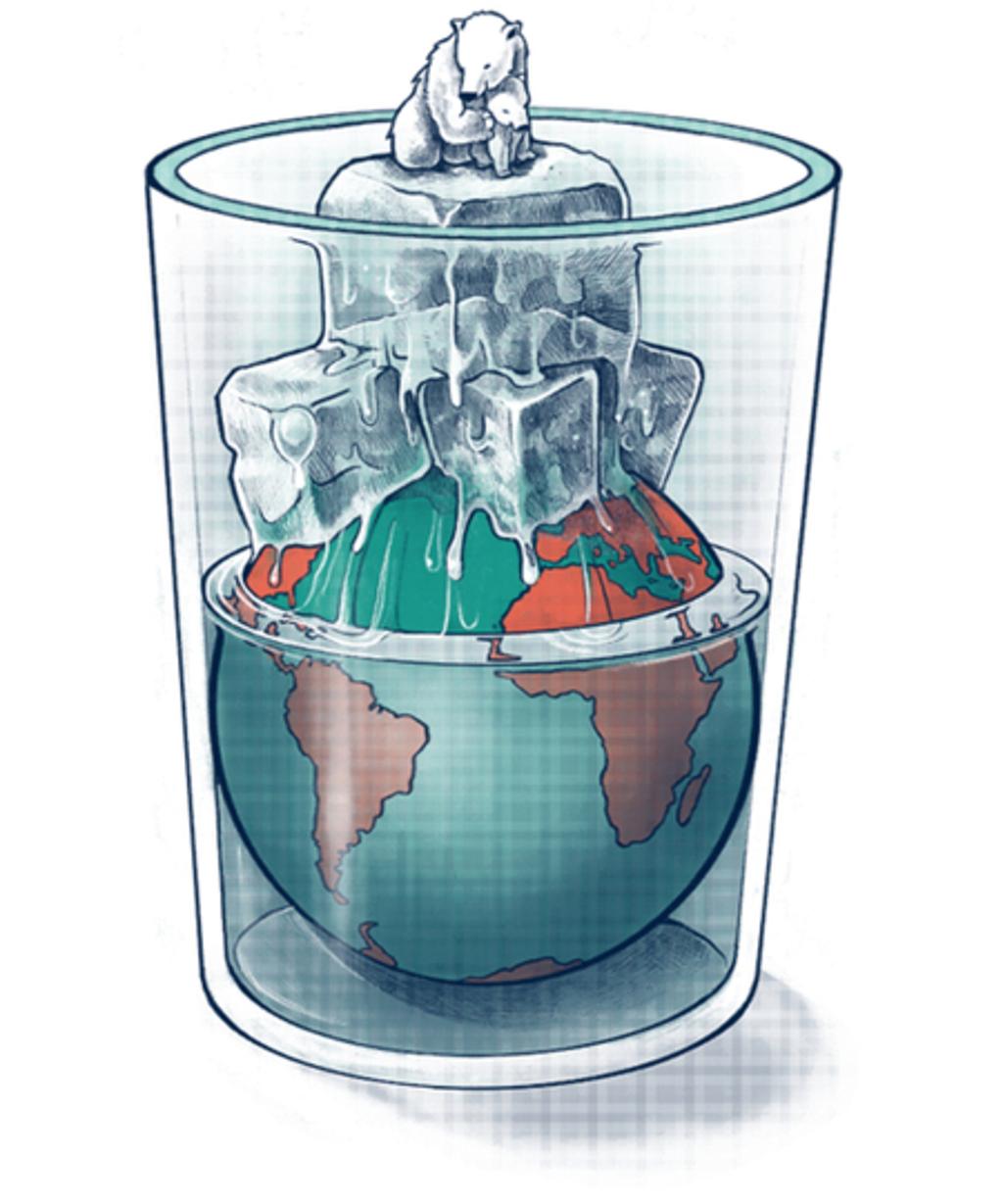 Qwertee: Save the Arctic