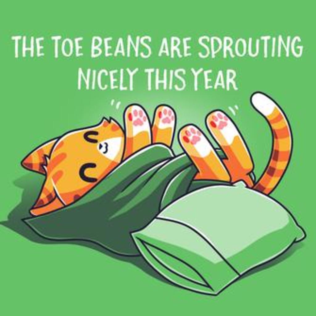 TeeTurtle: Toe Beans
