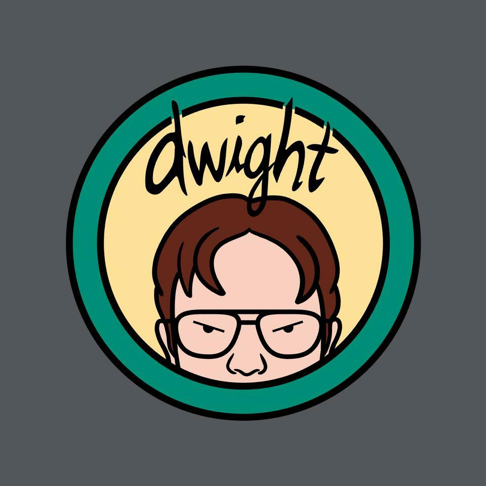 TeeFury: Dwight