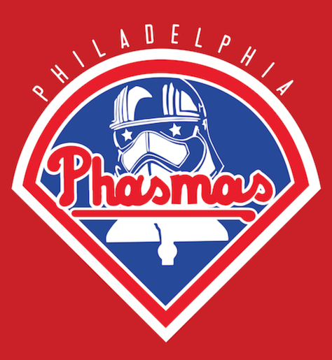 Shirt Battle: Philadelphia Phasmas
