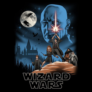 Once Upon a Tee: Wizard Wars