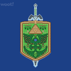 Woot!: Pixel Legend
