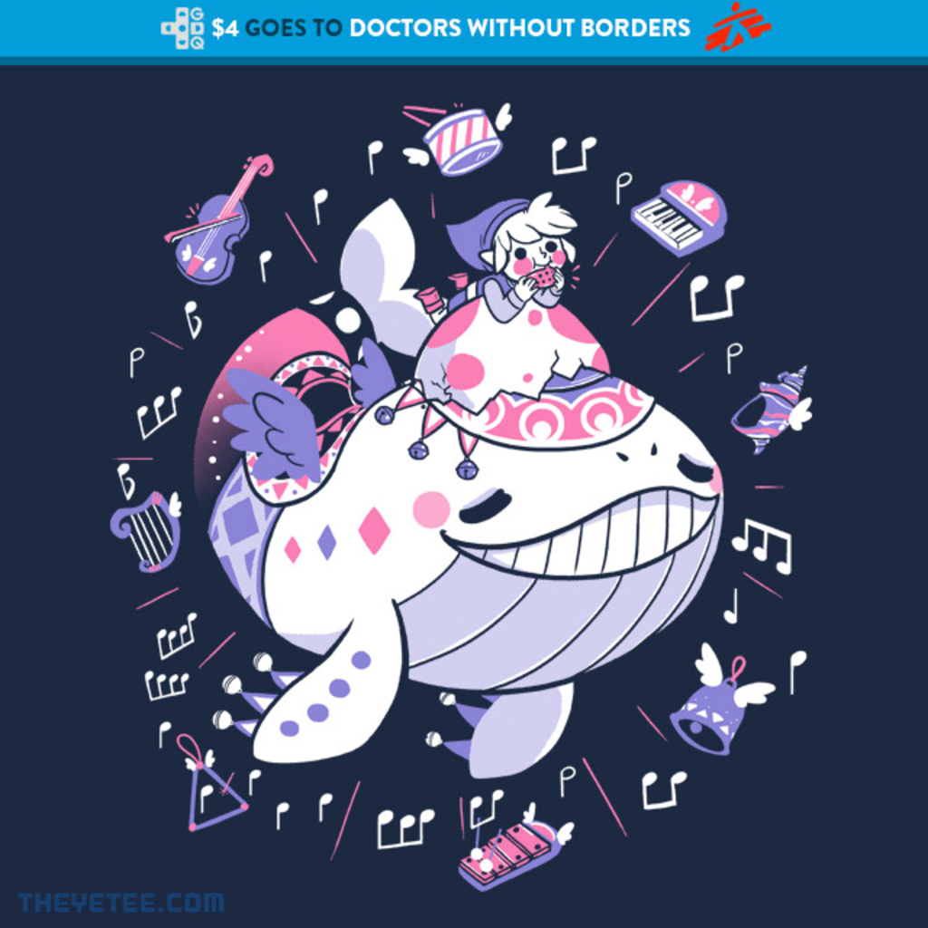 The Yetee: Windstrument Fish