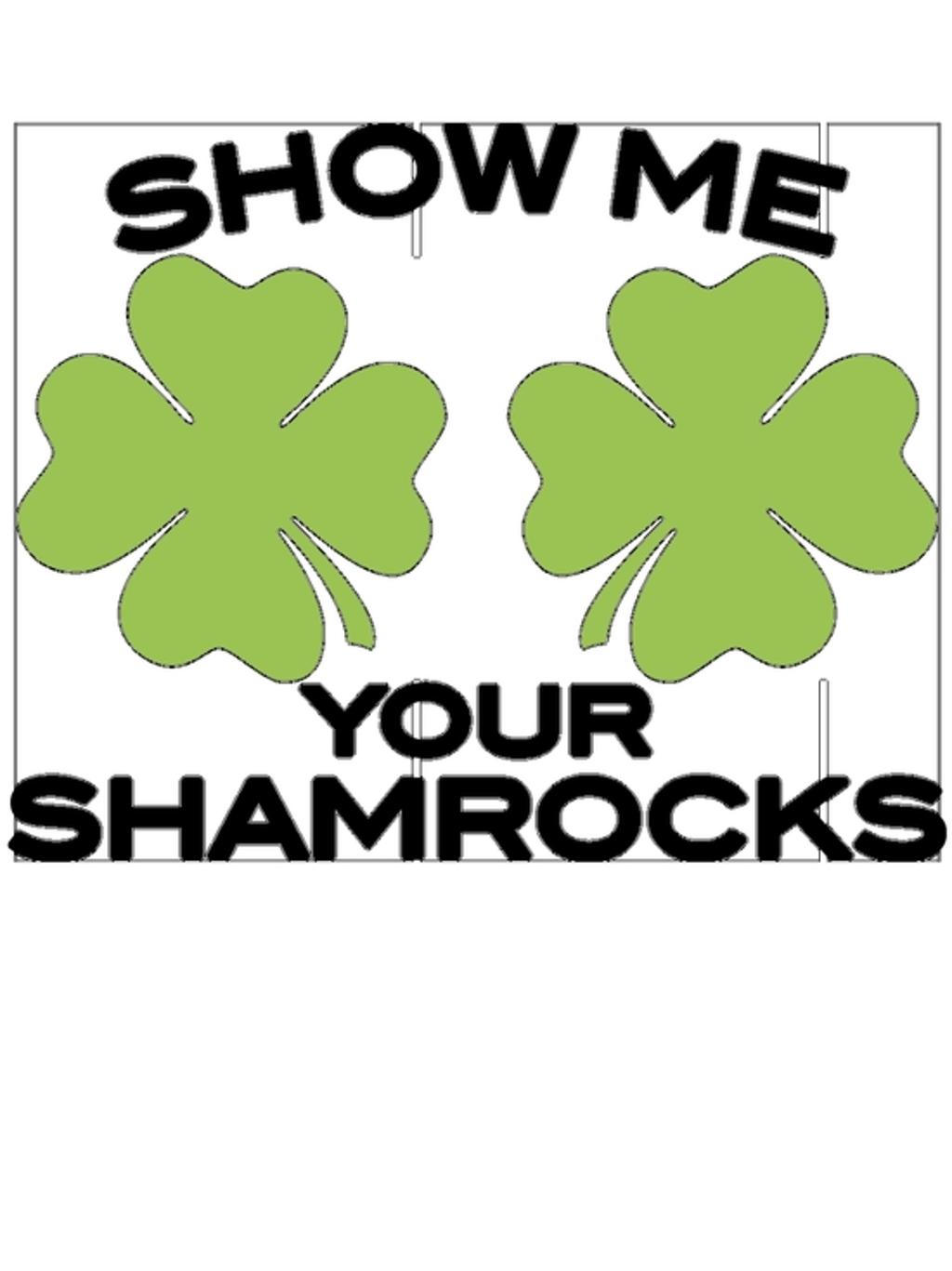 BustedTees: Shamrocks
