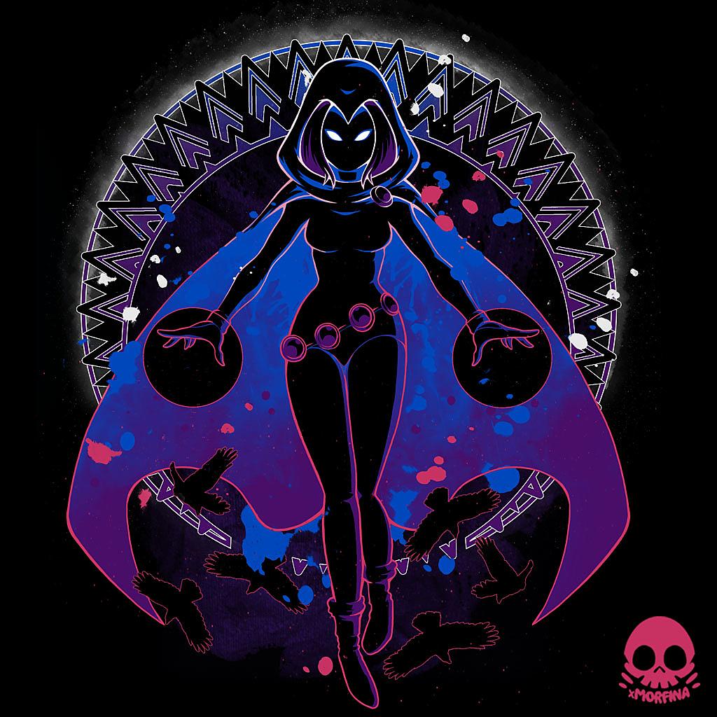 TeeTee: Raven Shadow