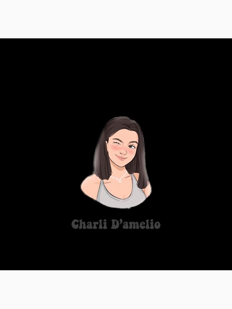 RedBubble: Charli D'amelio