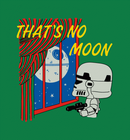 BustedTees: That's No Moon