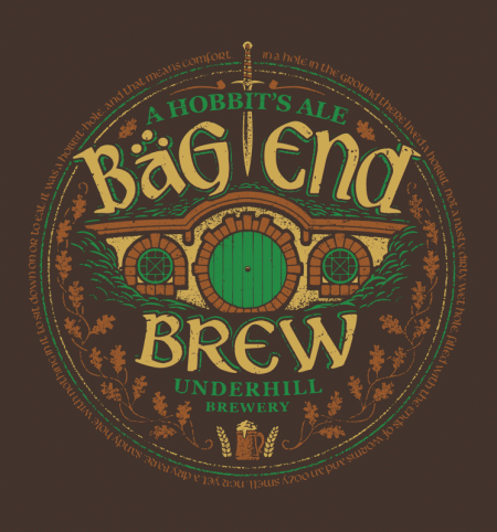 BustedTees: Bag End Brew