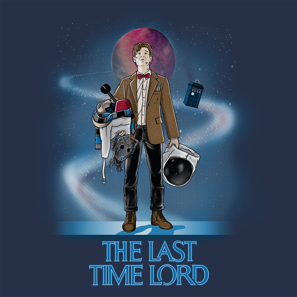 Pop-Up Tee: Last Time Lord