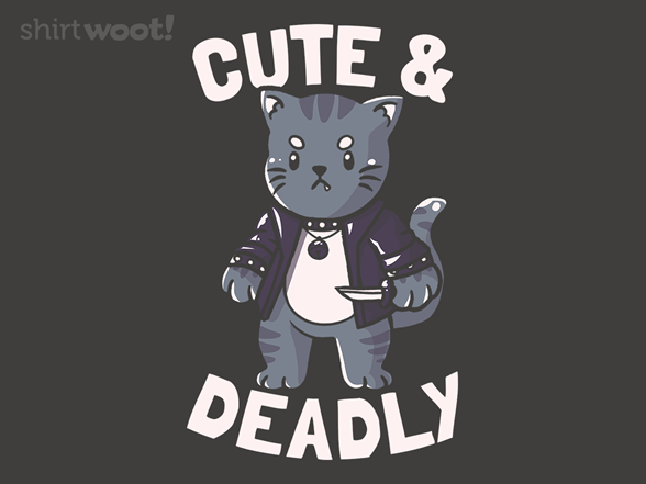 Woot!: Cute & Deadly