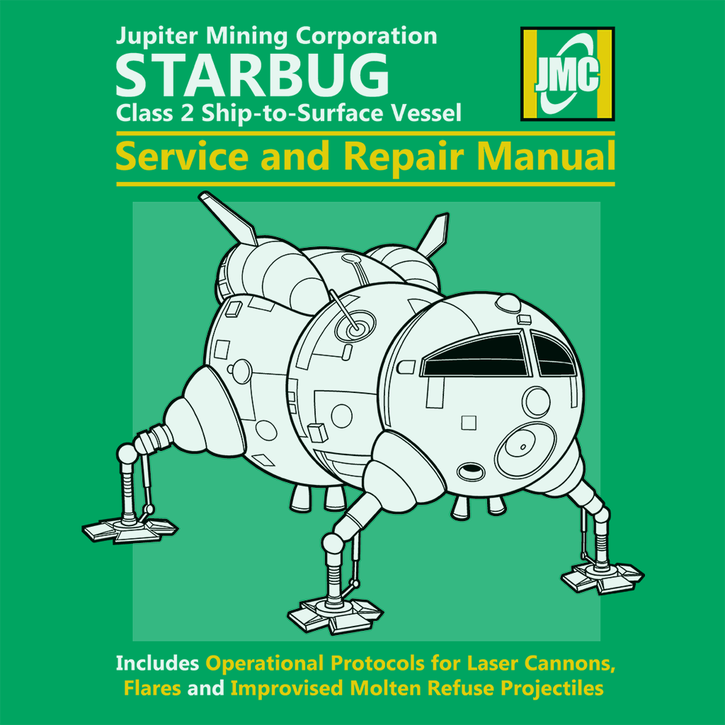Pop-Up Tee: Starbug Service And Repair Manual