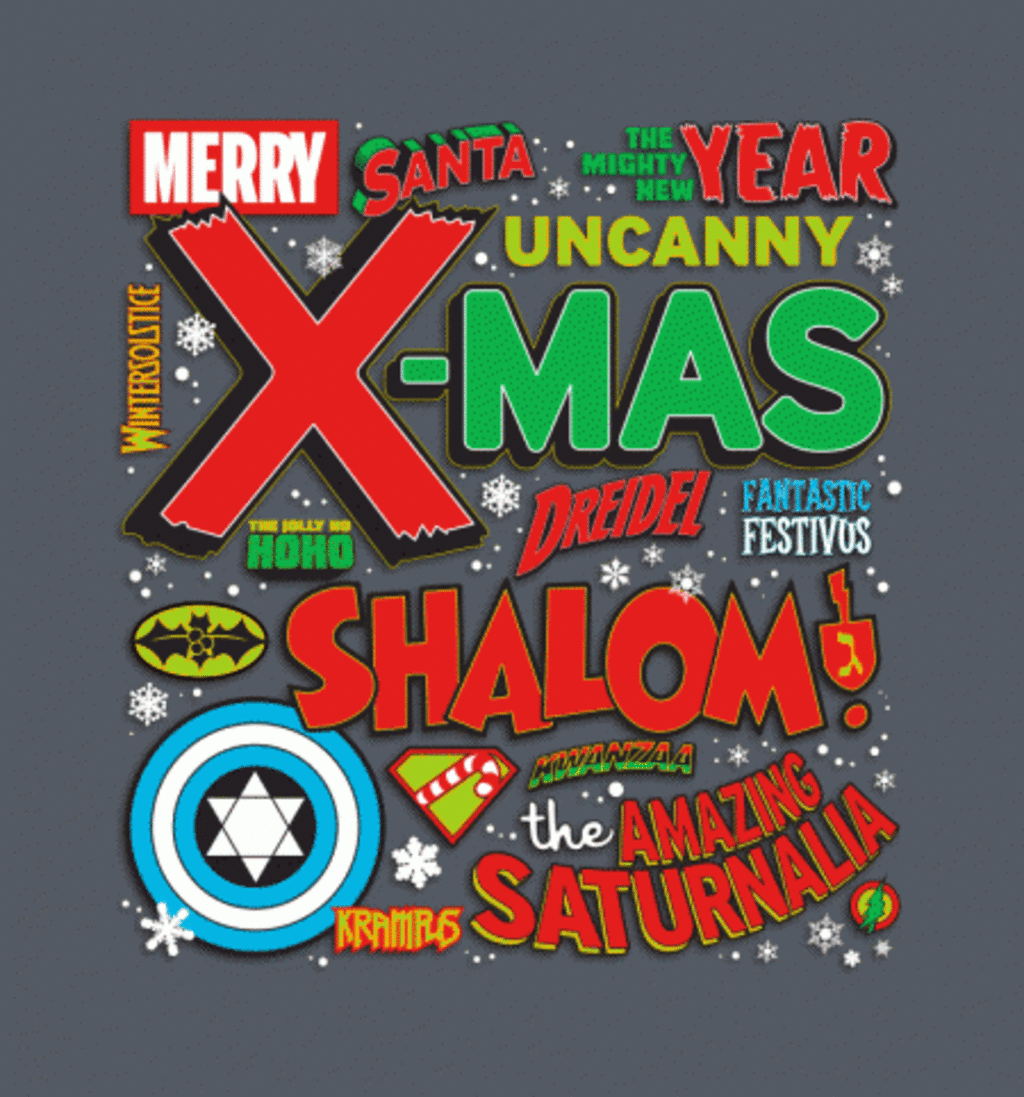 BustedTees: Superholidays