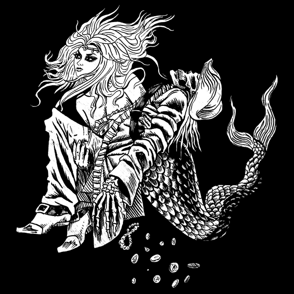 NeatoShop: The Mermaid and the Pirate