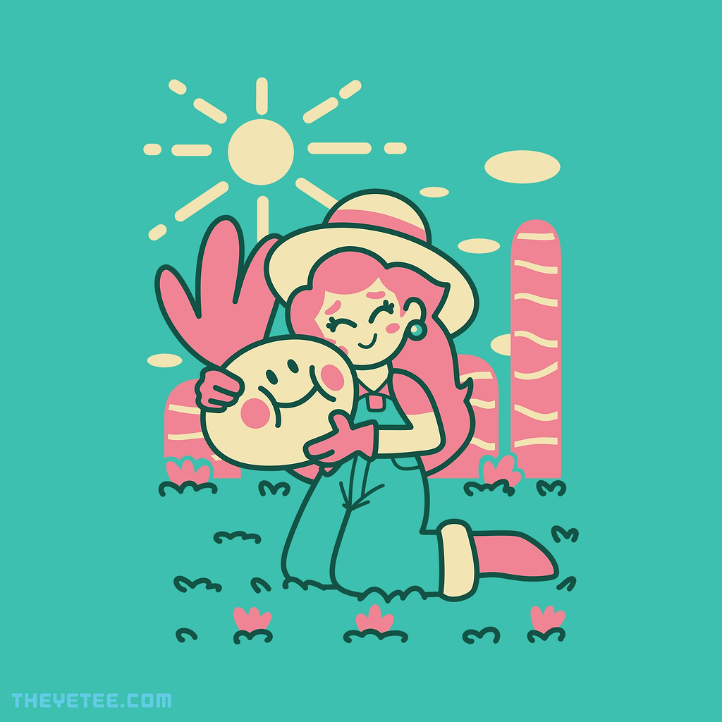 The Yetee: Garden Cutie