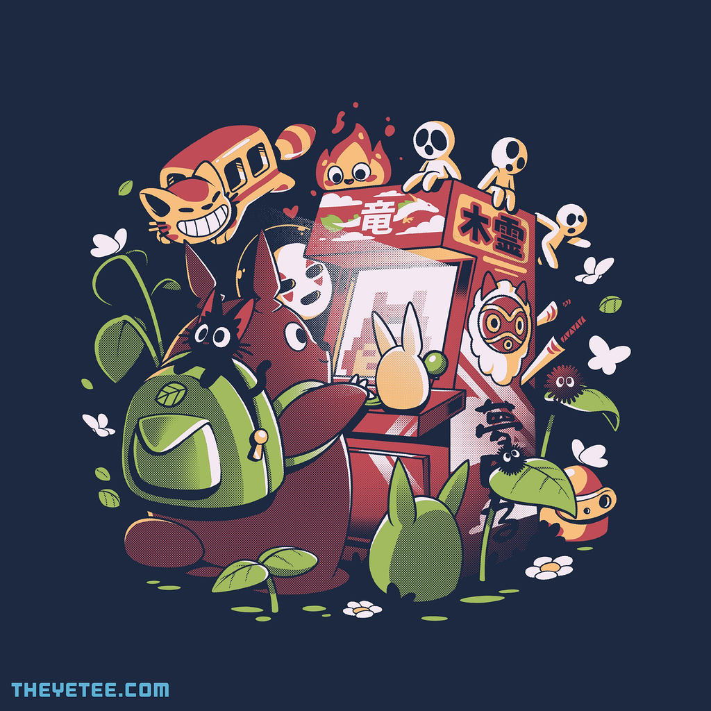 The Yetee: Ready Spirit One
