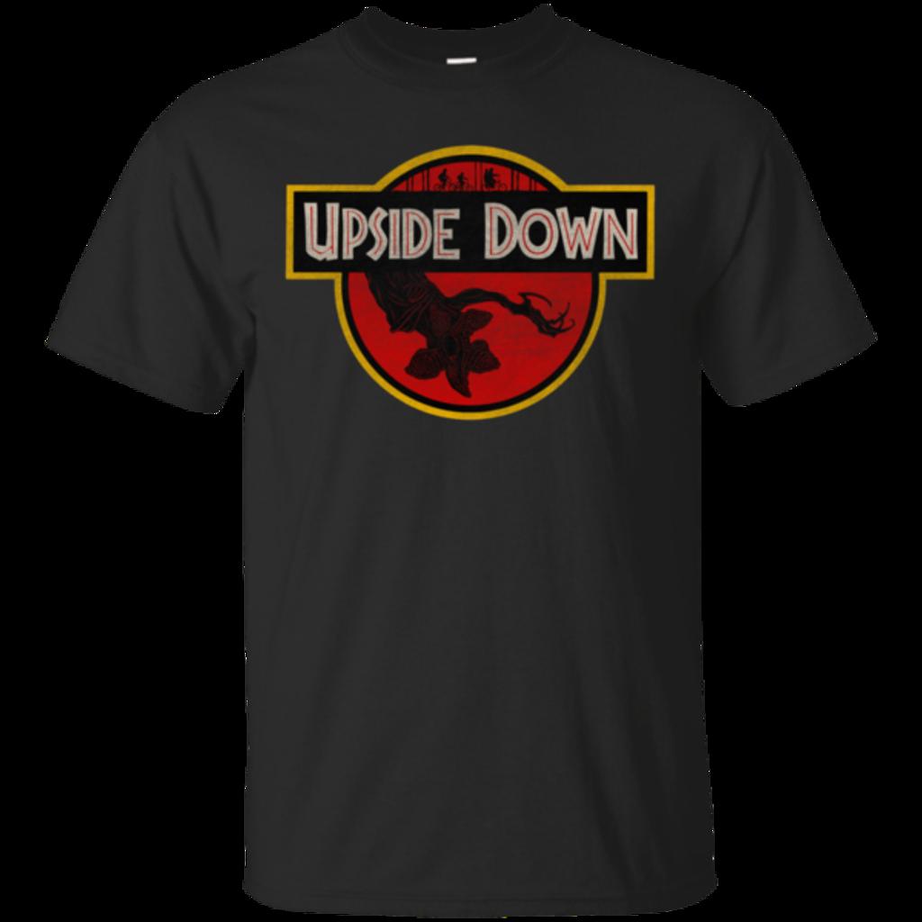 Pop-Up Tee: Upside Down