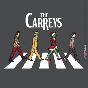 ShirtPunch: The Carreys